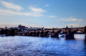 Charles Bridge01 by abelamario
