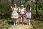 NC Lolita meet up 2 by southpony98