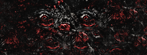 Hell Eyes by A7md3mad
