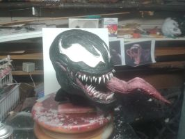 venom tongue by mongrelman
