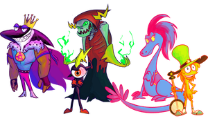 Wander Over Yonder by Altermentality