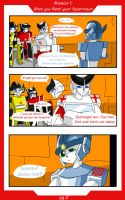 Autobot Mission 1 pg 2 by Shioji-san