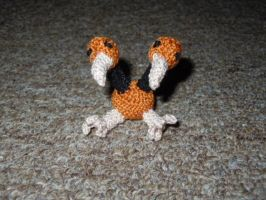 MR1S4 Doduo by ScarletPianoWires