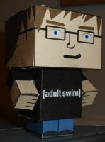Cubeecraft Me by theredone1986