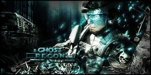Gost Recon by MMFERRA