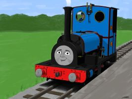 ERS Audiobooks- 'Evan the Private Engine' by 01Salty
