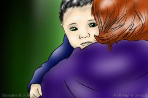 Loving Mother by patchworkangel