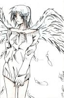 WHITE ANGEL by 15DEATH