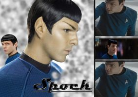 star trek movies spock by fishy123gold