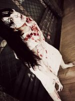 Kayako Saeki - JU ON The Grudge By The SC Cosplay by theSCcosplay