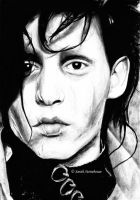 Edward Scissorhands by ScenicSarah