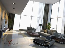 CONTEMPO LIVING 3 by TANKQ77