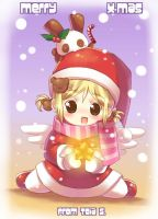 + Cute Christmas + by toi-chan