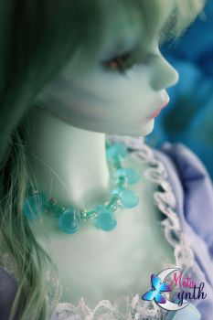 Tear Drops From the Sea by MetaCynth