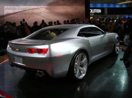 NAIAS 2006 - Chevy Camaro 01 by opticalxarsenal
