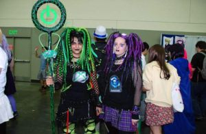 XBOX AND GAMECUBE-otakon 2013 by carblecca