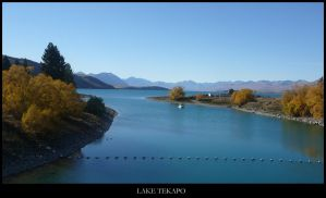 Lake Tekapo by twinkledee
