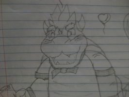 Cute Bowser by BowsersMine