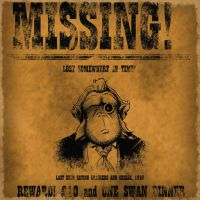 Professor Elemental's 'The Giddy Limit': Missing by VladimirJazz
