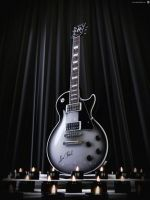 Les Paul Tribute by Greendjohn