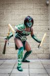 LoL - Akali cosplay by kittykat27