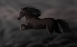 Storm Chaser by GalactiaCat
