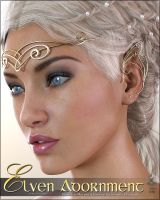 Elven Adornment G3F by cosmosue