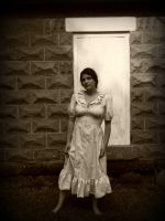 Dust Bowl Dress by grg-costuming