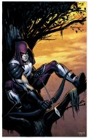 GI Joe ZARTAN by stokesbook