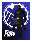 Cam's MAU Director Nick Fury Jr. by TheScarletMercenary