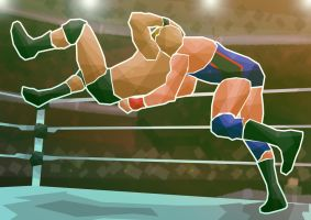RKO by Captainkevin