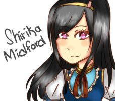 AT:Shirika Midford~ by AhasakiYuuki