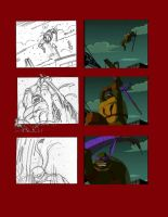 TMNT Storyboards 7 by YoTokutora