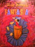 Fantasia Poster by luckyseven11779