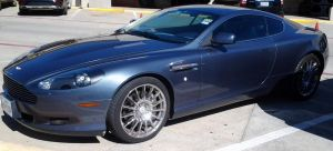 aston martin db9 by drakewl75