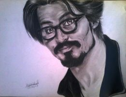 Johnny Depp by never1233