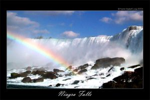 Niagra Falls by bizstice