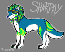 Sharpay 1\2ref. by Trishizzle