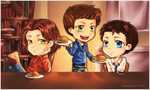 team free will o/ by kandismon