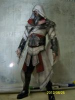 assassin's creed papercraft by summilly
