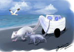 Rat Ship by JavaLeen