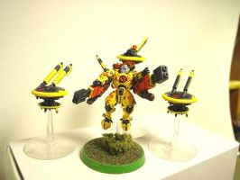 Commander Shadowsun 7 by Drknght61