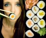 sushi by theluckynine