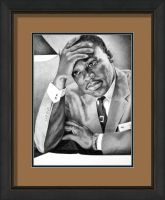 Dr. Martin Luther King, Jr. by ElizScism