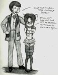Cotton and Annabelle - The Bet (Redone) by TalentlessHacked