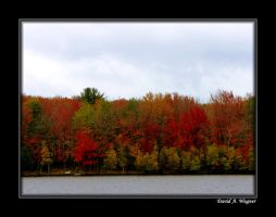 Autumn at Arrowhead by David-A-Wagner