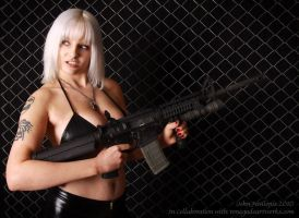 Girls With Guns... by PavSys