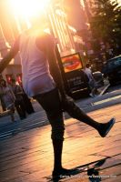 New york skateboarder by carlosthomas