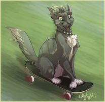 Downhill -commish- by 1skylight1