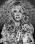 CARRIE UNDERWOOD III by pat-mcmichael
